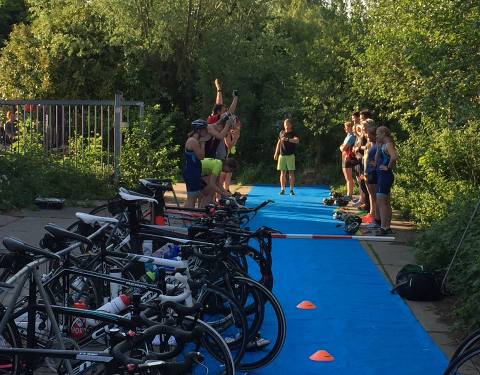Wisselclinic triathlon Training Tweaks