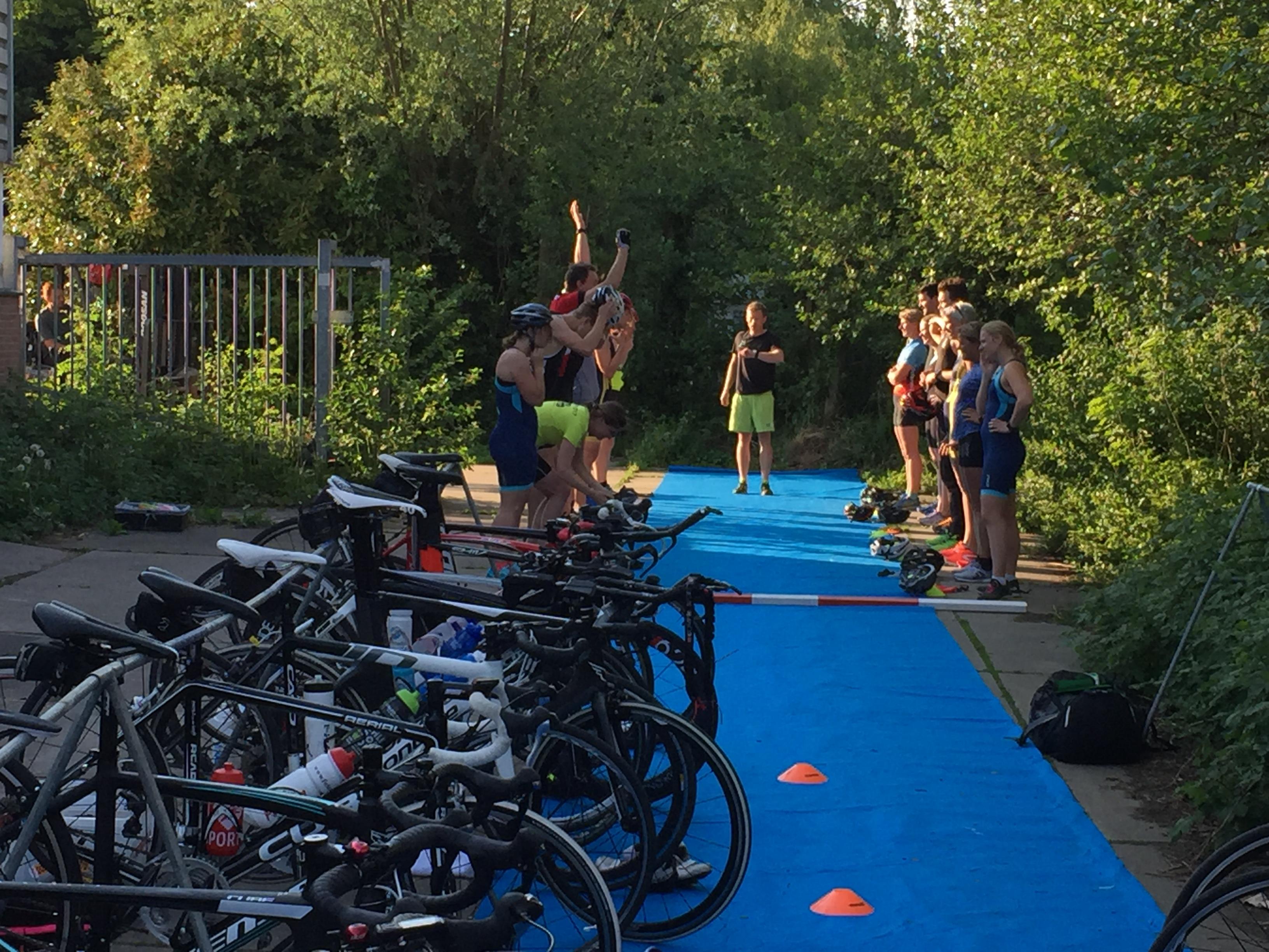 Wisselclinic triathlon Training Tweaks