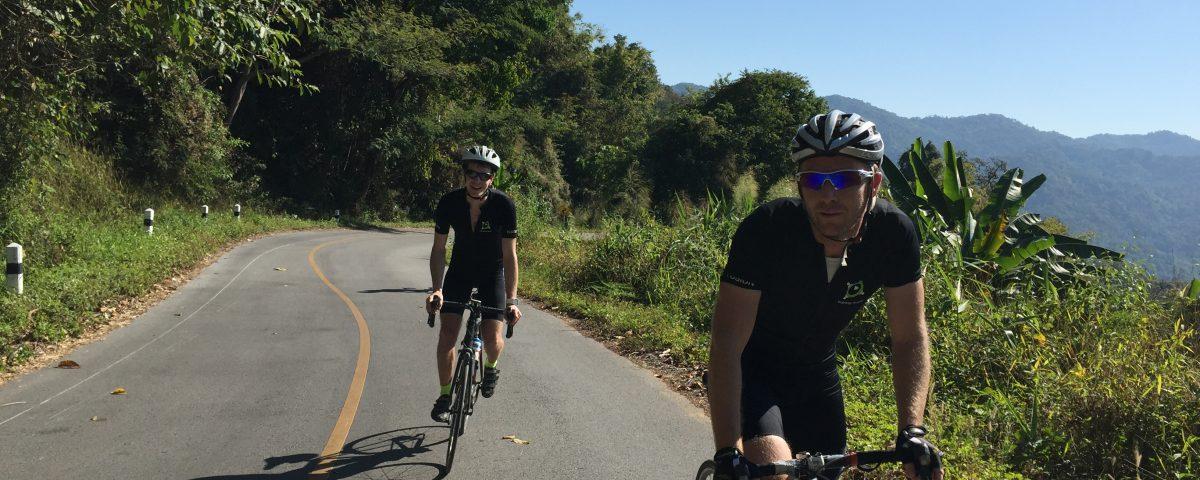 Training Tweaks in Thailand