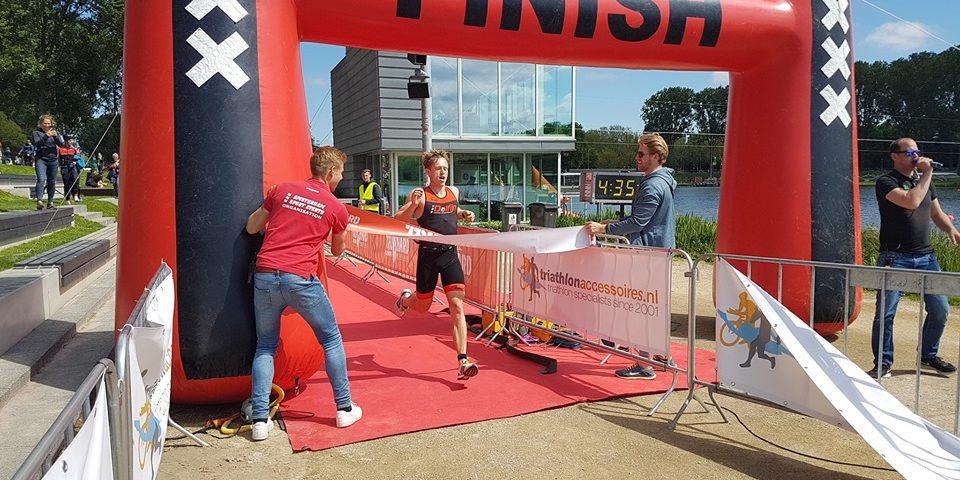 Bosbaan triathlon Wouter Dijkshoorn Training Tweaks