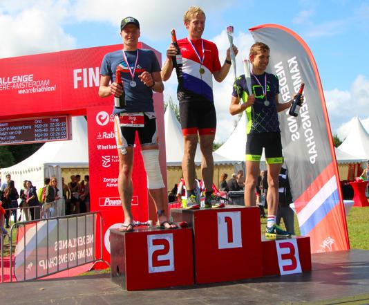 Cross triathlon 2019 NK Wouter DIjkshoorn