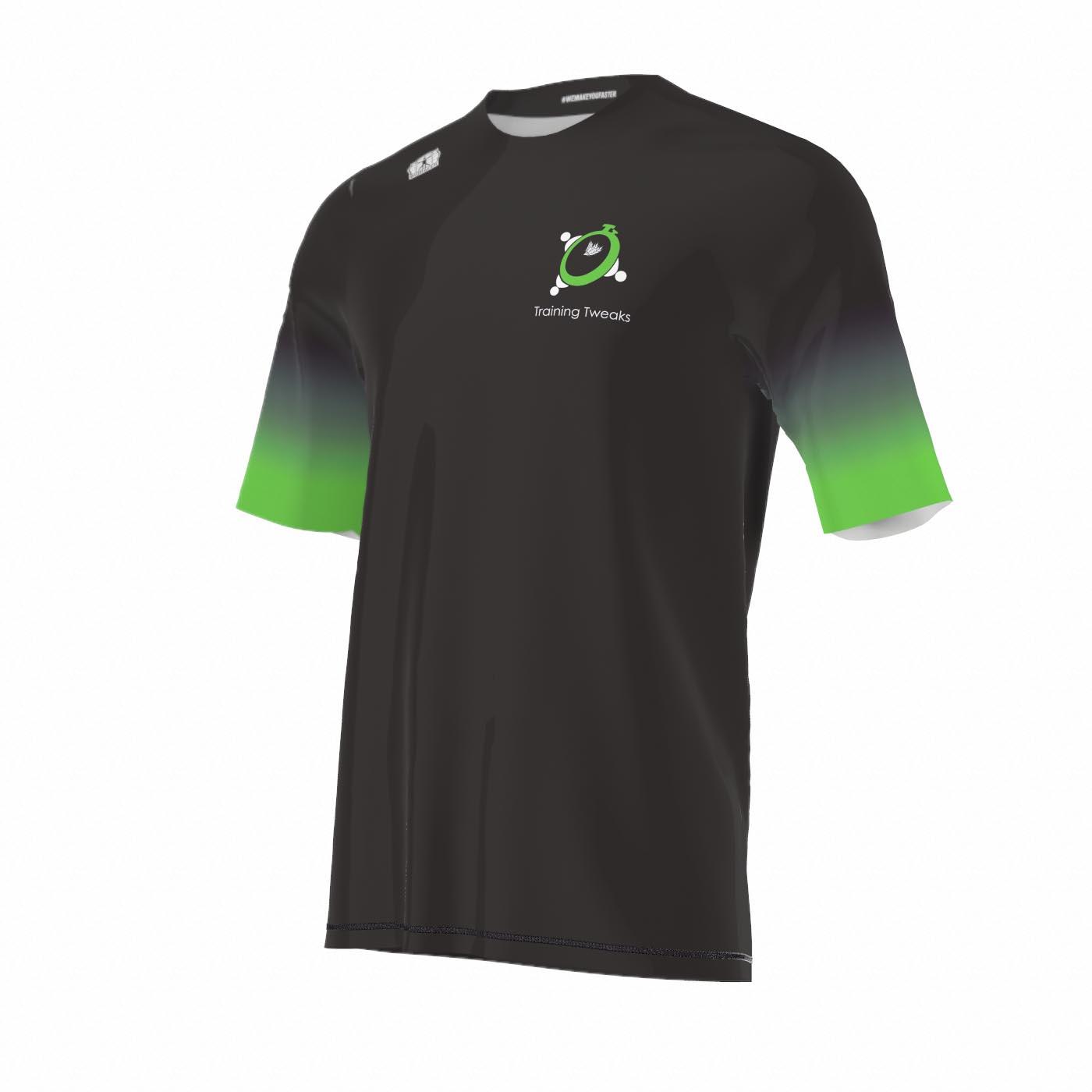 Hardloopkleding Training Tweaks shirt