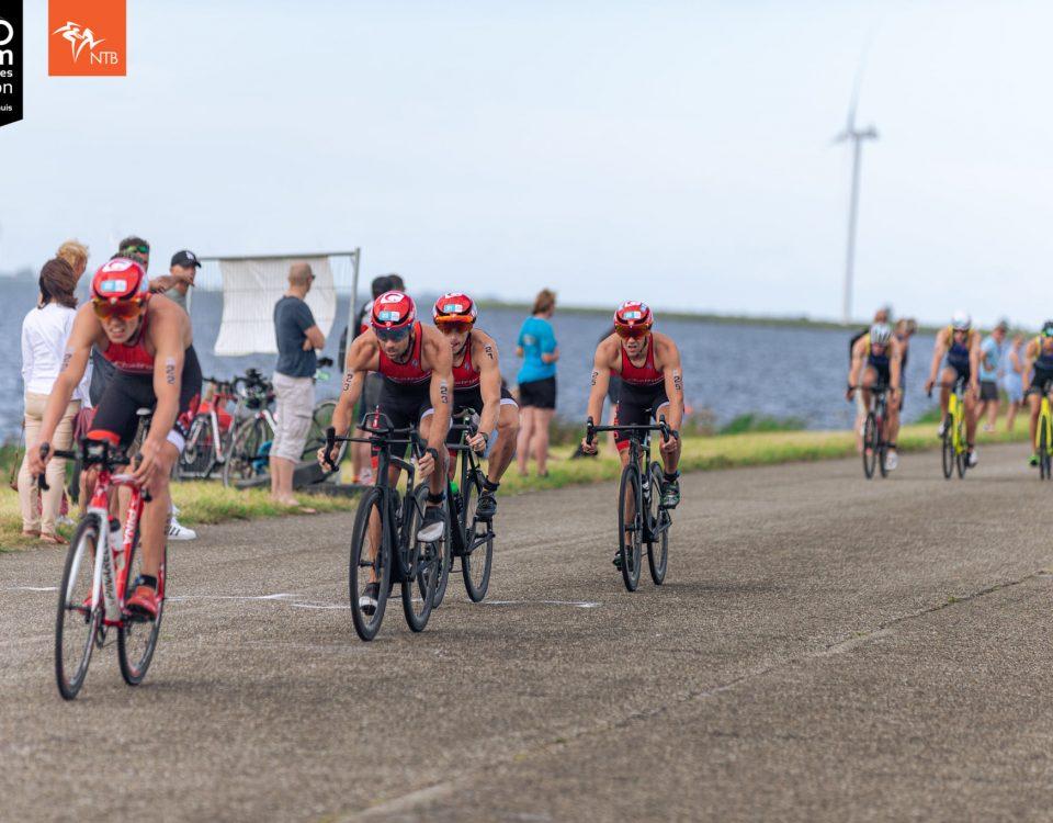 Triathlon eredivisie Dolfijn teamcompetitie
